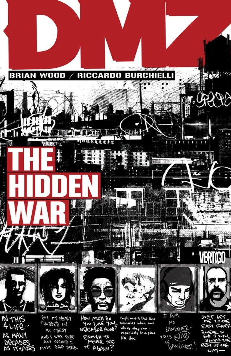 Download DMZ Vol. 5: The Hidden War ebook