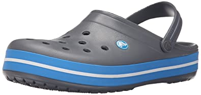 crocs Unisex Crocband Clogs and Mules  Buy Online at Low Prices in ... 11c565bfddf