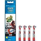 Oral-B - Pack de 4 cabezales de recambio para cepillo de dientes eléctrico de Star Wars