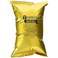 Yespresso Lavazza A Modo Mio Compatibili Napoli - Confezione da 100 Pezzi