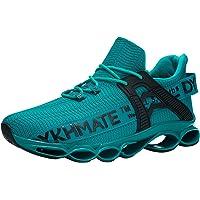DYKHMATE Zapatillas de Deporte Hombres Mujer Running Zapatos para Correr Antishock Gimnasio Sneakers Deportivas…