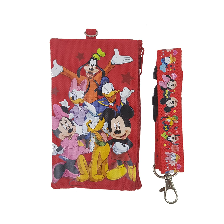 Disney Mickey Friends Lanyards Detachable Image 2