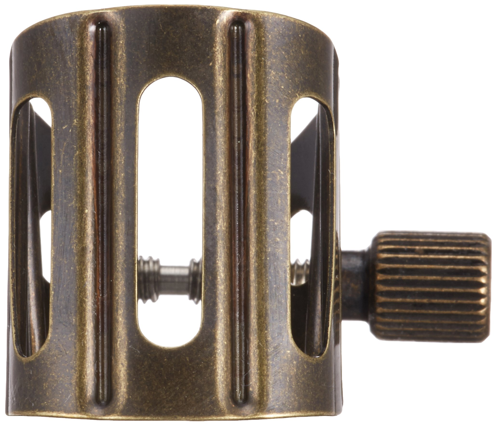 BG L29MJ Ligature with Cap - Gold