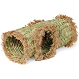 Prevue Hendryx 1098 Nature's Hideaway Grass Tunnel Toy
