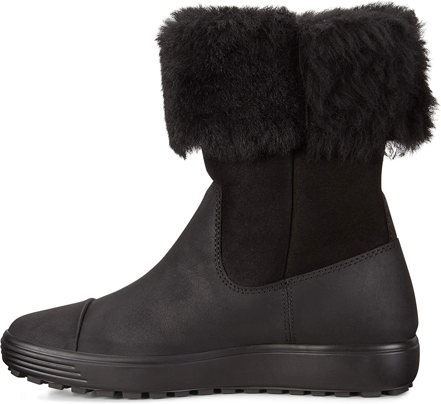 ECCO Damen Womens Soft 7 Tred Boot Hohe Stiefel