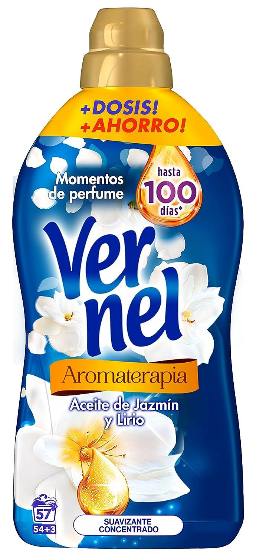 Vernel Aromaterapia Suavizante Concentrado Azul 1,31L: Amazon.es ...
