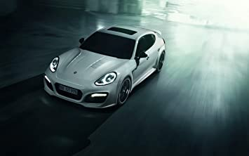 2014 Techart Porsche Panamera Turbo Grandgt 3 8X10 Photo
