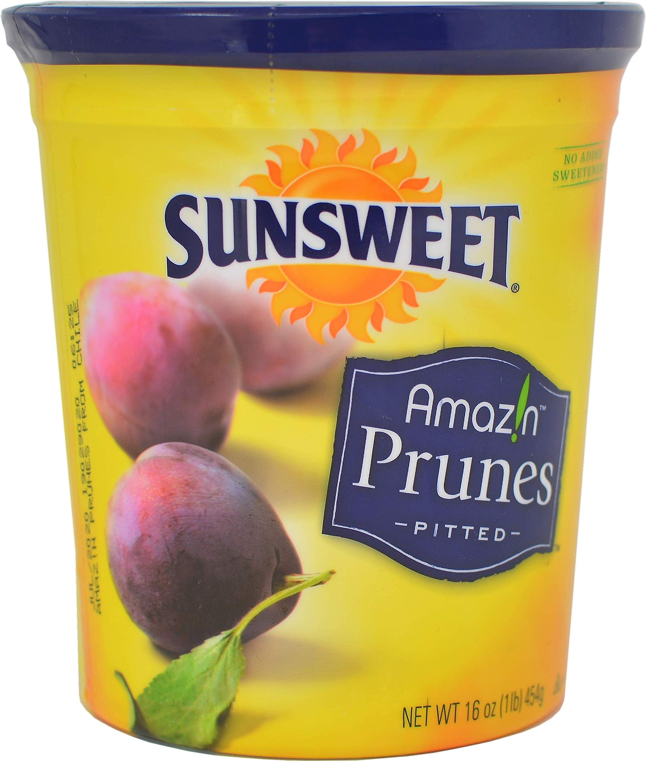 SUNSWEET Amazin Pitted Prunes, 16 oz by Sunsweet