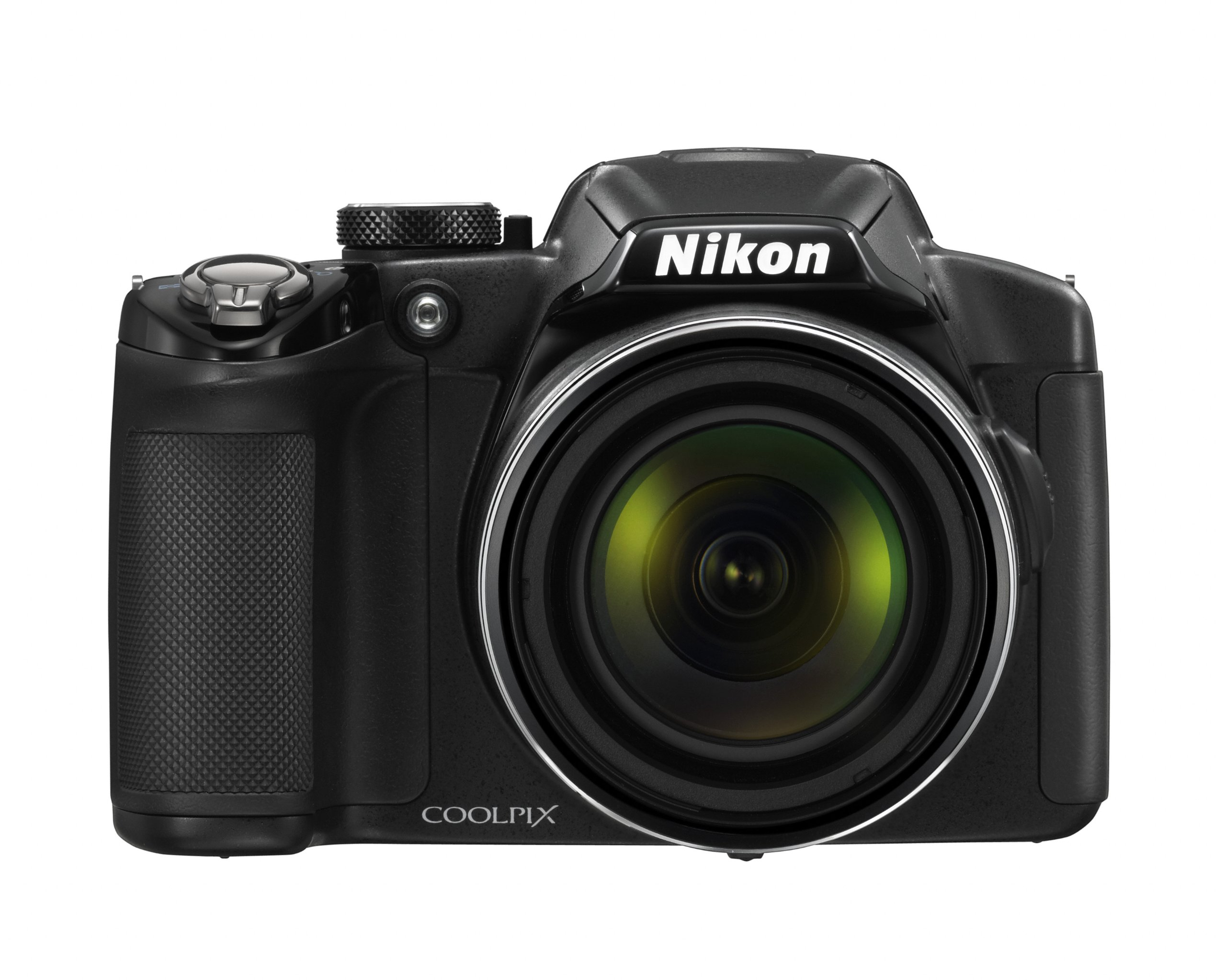 Nikon COOLPIX P510 16.1 MP CMOS Digital Camera with 42x Zoom NIKKOR ED Glass Lens and GPS Record Location (Black) (OLD MODEL)