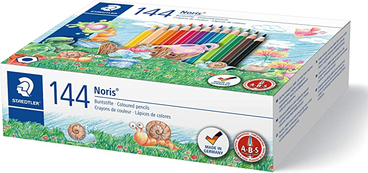 144ND36 1-Pack 36 Colors Colored Pencils