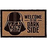 "Pyramid America GPA70002 Star Wars Welcome to the Dark Side Doormat, 17"" x 29"", Multicolor"