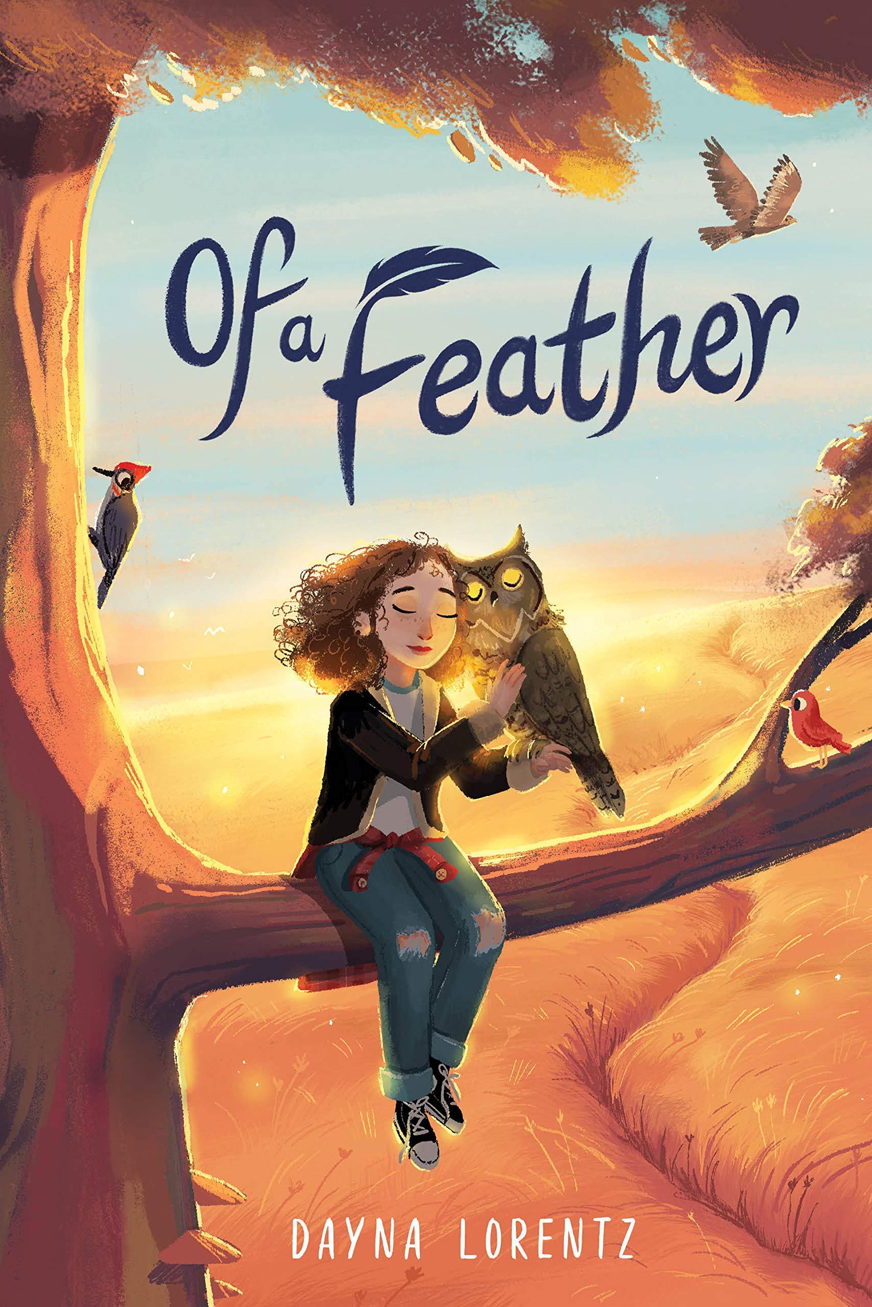 Of a Feather: Lorentz, Dayna: 9780358283539: Amazon.com: Books