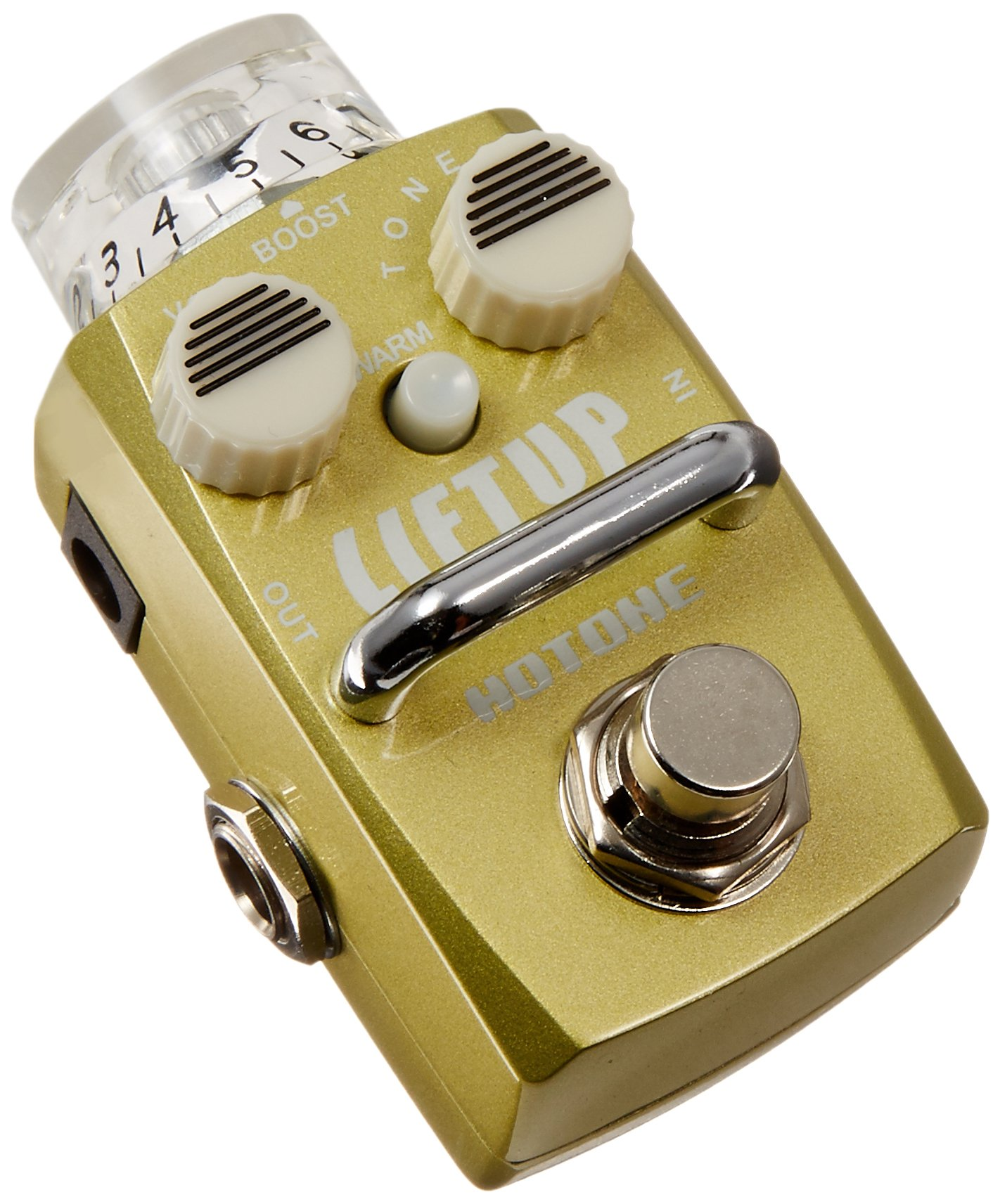Hotone Skyline Series LIFT UP Compact Clean Boost Guitar Effects Pedal