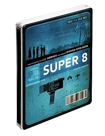 Super 8 Combo Blu-ray + DVD - Édition Limitée Exclusive Amazon.fr ...