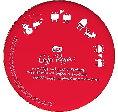 Nestlé Caja Roja Bombones Lata 250 g: Amazon.es: Alimentación y bebidas