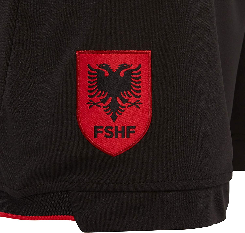 Macron Short Domicile//Third Albanie/ Euro 20