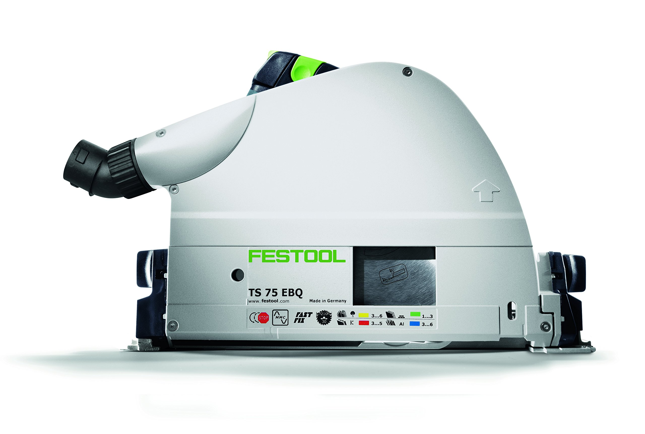 Festool 575389 Plunge Cut Track Saw Ts 75 EQ-F-Plus USA by Festool