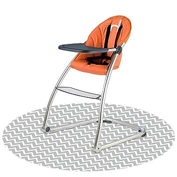 Amazoncom Kushies Baby Splash Mat For Under High Chair Floor