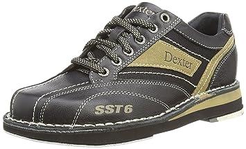 Amazon.com: Dexter Men's SST 6 LZ Wide Width Bowling Shoes, Black ...