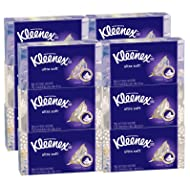 Kleenex Ultra Soft & Strong Facial Tissues, 70 Tissues per Flat Box (12 count)