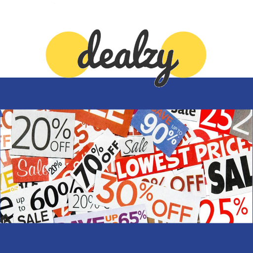Shopping deals and money saver - Dealzy