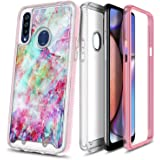 NageBee Phone Case for Samsung Galaxy A10S, Full-Body Protective Rugged Bumper with Built-in Screen Protector, Ultra Thin Clear Shockproof Impact Resist Extreme Durable (Not Fit A10/A10E) -Fantasy