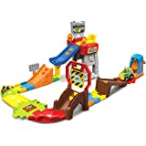 VTech 80-503700 Go! Go! Smart Wheels Press & Race Monster Truck Rally