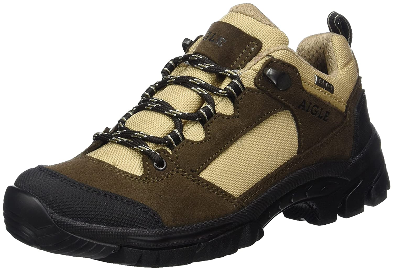 Aigle Arven Mtd, Zapatos de Low Rise Senderismo para Mujer
