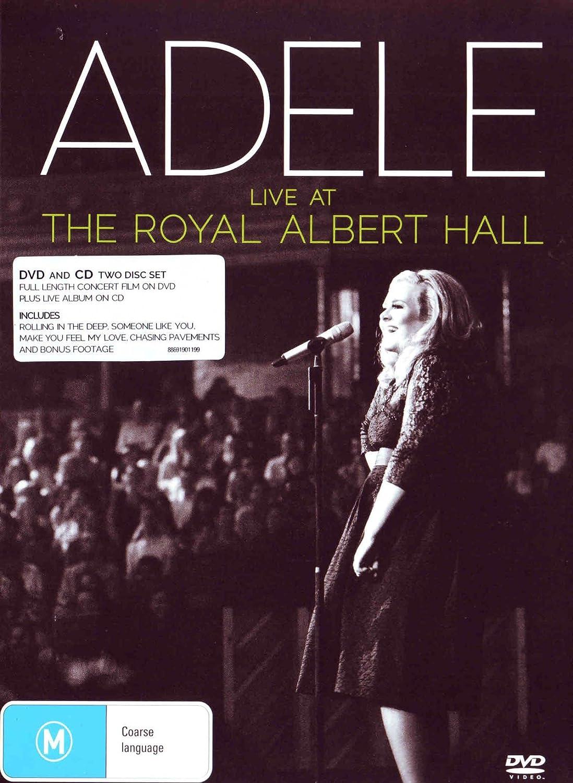 Amazon.com: Live At The Royal Albert Hall: Adele, Paul Dugdale ...