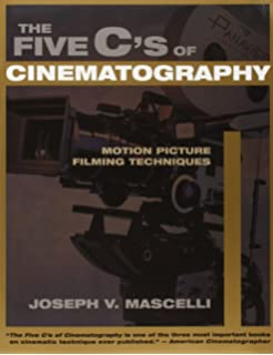 The Five C's of Cinematography: Motion Picture Filming Techniques price comparison at Flipkart, Amazon, Crossword, Uread, Bookadda, Landmark, Homeshop18