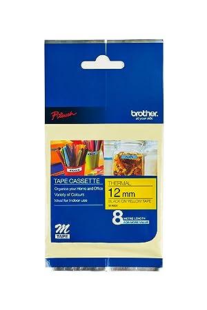 Brother M-K631BZ M cinta para impresora de etiquetas: Amazon ...
