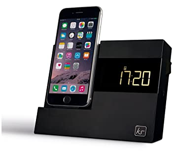 KitSound X-Dock 3 - Base de Carga (Radio, Reloj, Despertador)