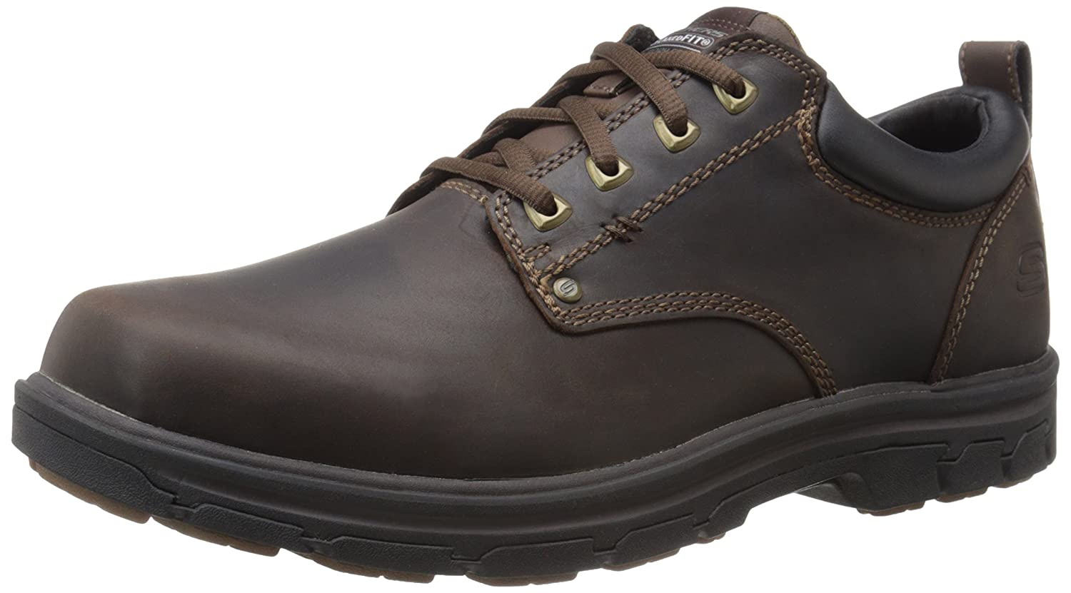 Skechers Men's Segment Rilar Oxford Skechers USA