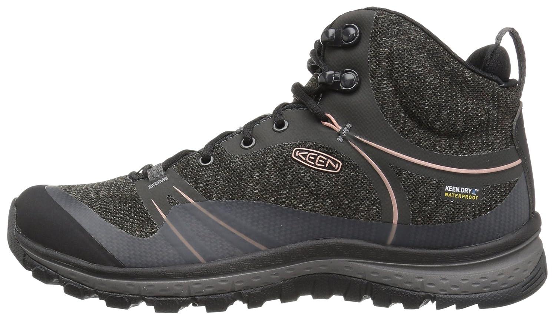 KEEN Women's Terradora Mid 10.5 Waterproof Hiking Shoe B01H8GII1G 10.5 Mid B(M) US Raven/Rose Dawn 27a849