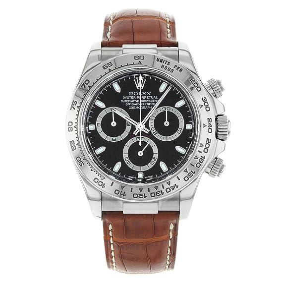 Rolex Daytona 116519 - Reloj automático, diseño de hombre