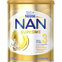 Nestlé NAN Supreme Stage 3 Toddler Milk Powder Tin 800g