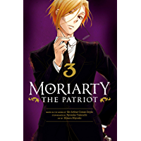Moriarty the Patriot, Vol. 3 (English Edition)