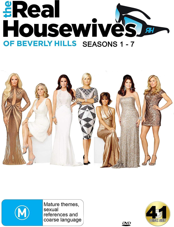 Amazon Com Real Housewives Of Beverly Hills Seasons 1 7 Yolanda Hadid Lisa Vanderpump Kyle Richards Kim Richards Movies Tv