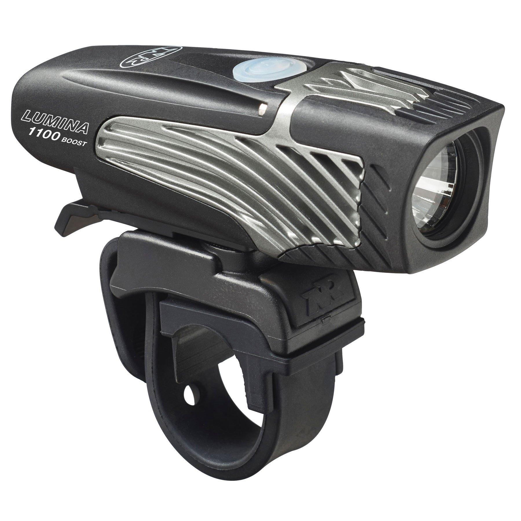 NiteRider Lumina 1100 Boost Bike Headlight, Black