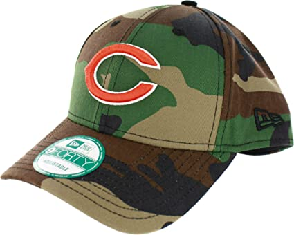 new product aeb5a 9d452 NFL Chicago Bears Basicamo 9Forty Adjustable Cap