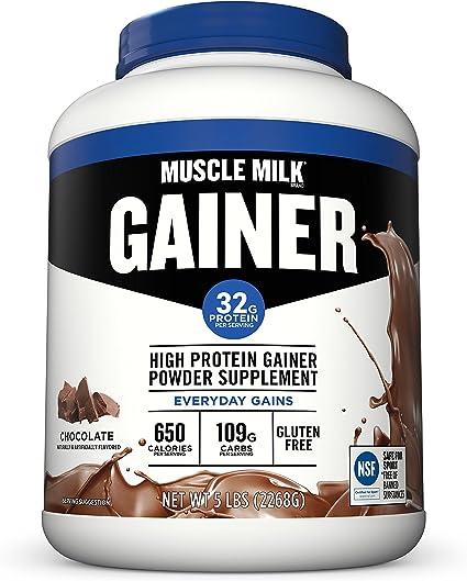 Cytosport Muscle Milk Gainer Chocolate 2270g: Amazon.es: Hogar