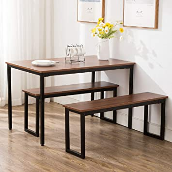 Brilliant Amazon Com Artist Hand Kitchen Dining Table Set Kitchen Creativecarmelina Interior Chair Design Creativecarmelinacom