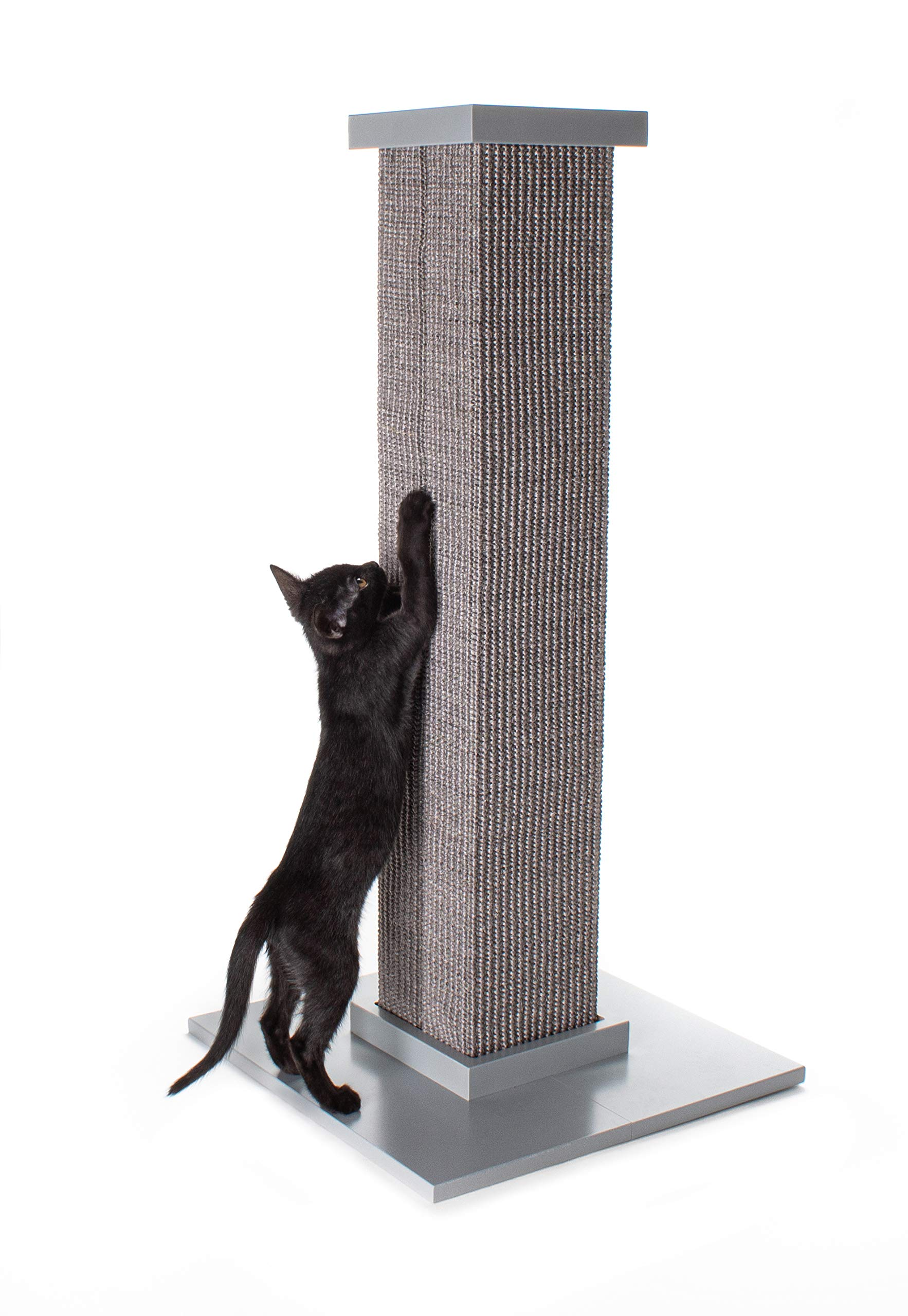 SmartCat Ultimate Scratching Post- Gray by SmartCat