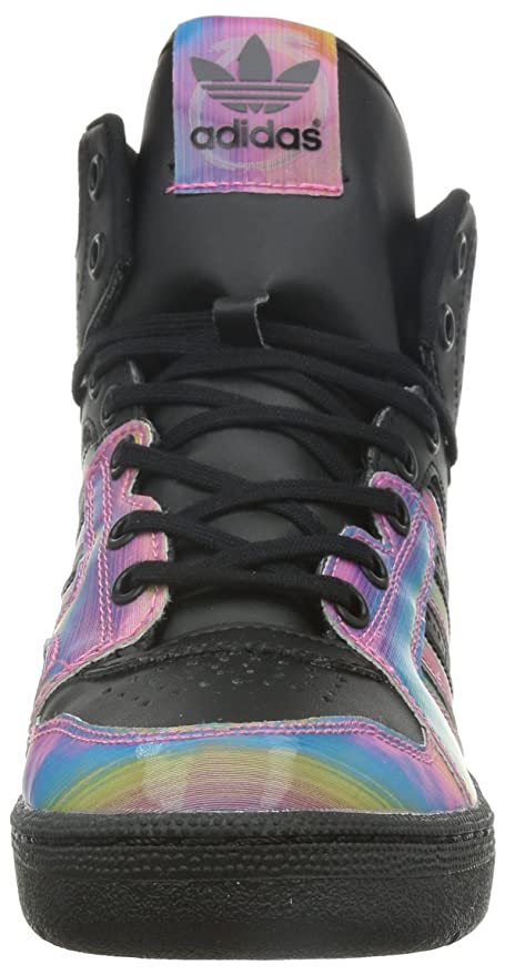 adidas Originals /& Rita Ora Instinct Holographic Hi Top Trainers rrp£100