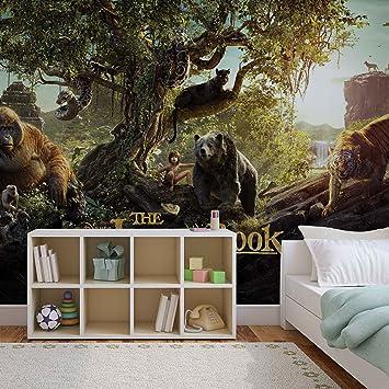 Papier Peint Photo Mural 3535vexxl Collection Disney Le Livre De