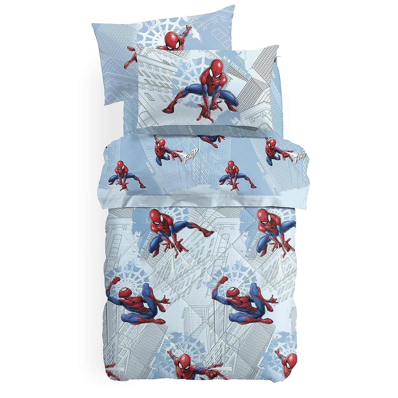Trapunta Invernale Letto Singolo.Trapunta Invernale Letto Singolo Spiderman By Caleffi Amazon Co