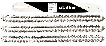 """Sägekette passend für Stihl MS 270 MS 280 40 cm 325/"""" 67TG 1,6mm Vollmeißel chain"""