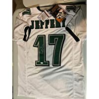 $293 » Alshon Jeffery Signed Jersey - White XL - JSA Certified - Autographed NFL Jerseys
