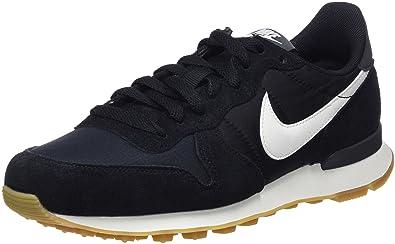 size 40 38418 0e2f2 Nike Womens Internationalist Running Shoes, (BlackSummit  WhiteAnthraciteSail 021