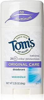 product image for Tom's of Maine Natural Original Deodorant Stick Unscented -- 2.25 oz